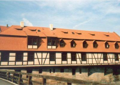 Kleinweidenmühle, Nürnberg-Johannis